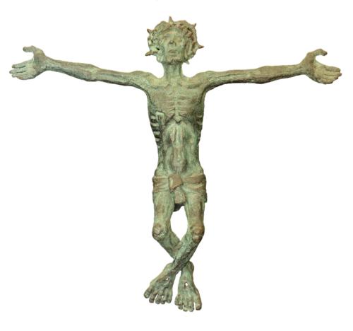 Cristo-in-bronzo