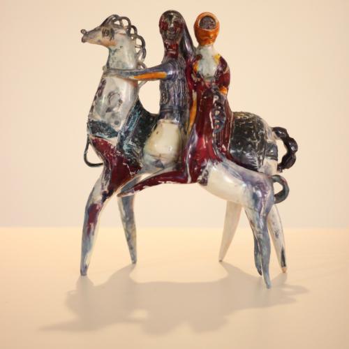 Gavino Tilocca - cavallo